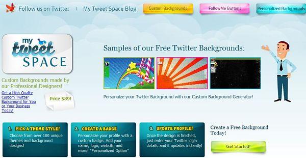 mytweetspace