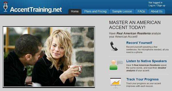 AccentTraining