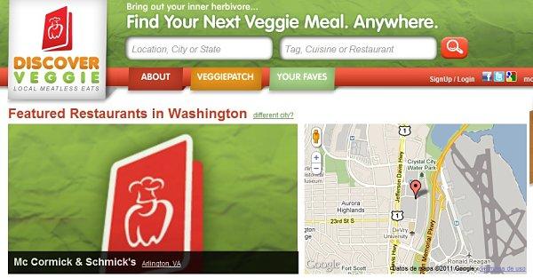 Discover Veggie