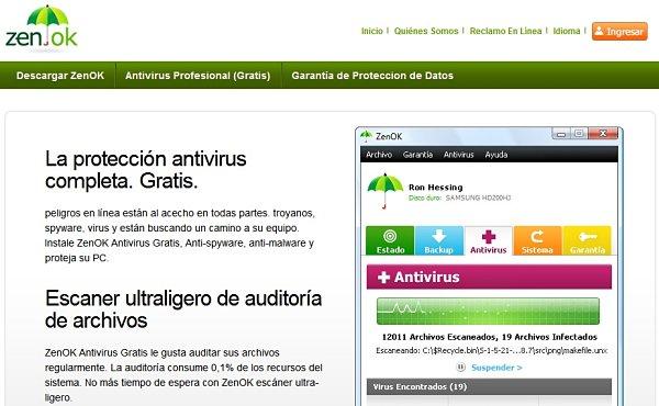 ZenOK antivirus