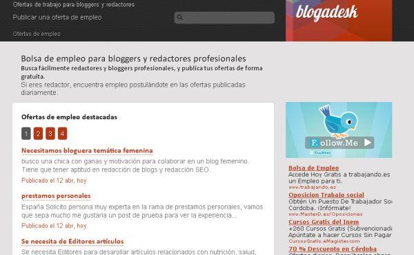 Blogadesk
