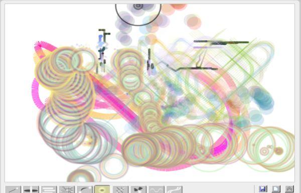 Bomomo, crea dibujos abstractos en un momento