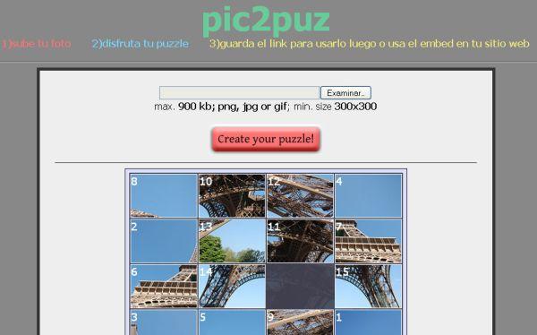 Pic2puz