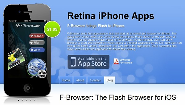 F-Browser-flash-iphone