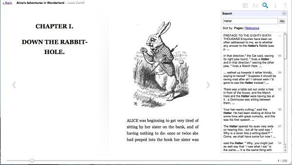 Google Books ya permite buscar y traducir palabras