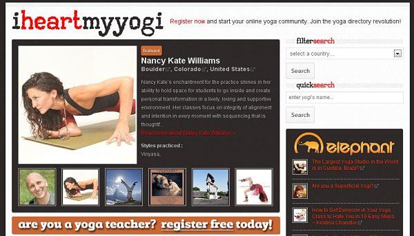 I Heart My Yogi