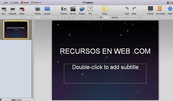 280 Slides presentaciones powerpoint