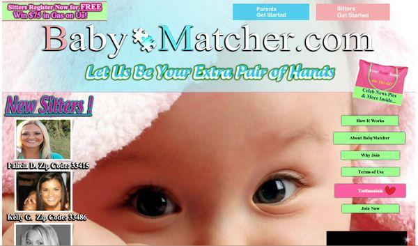 BabyMatcher