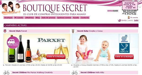 Boutique Secret