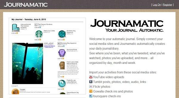 Journamatic