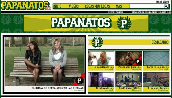 Papanatos videos humor