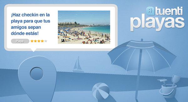 Tuenti Playas