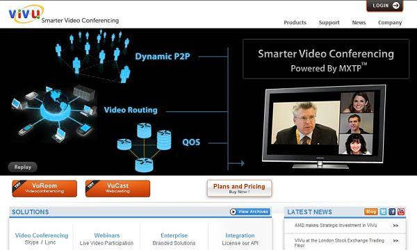 Vivu.tv streaming eventos empresa
