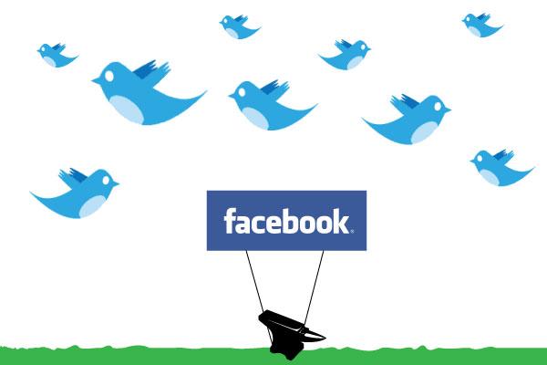 Servicios de seguridad para Facebook y Twitter