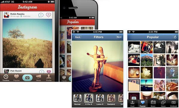 Instagrama llega a los 5 millones de usuarios