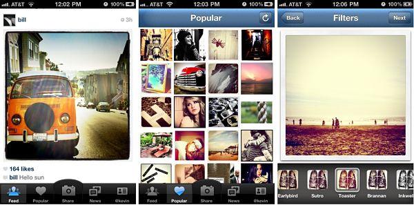 Instagram incluye nuevas funciones sociales en su última versión