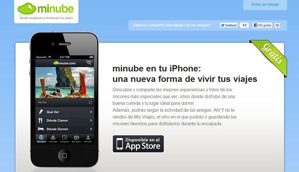 minube iphone