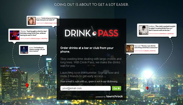 Drink Pass