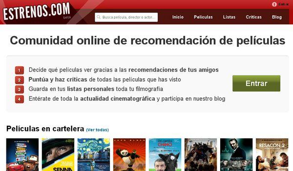Estrenos.com cine