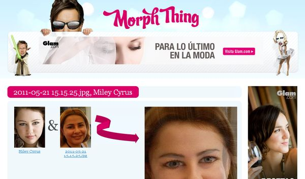 Morphthing