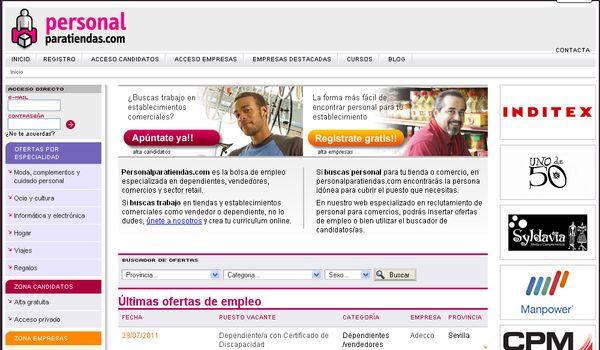 PersonalParatiendas.com