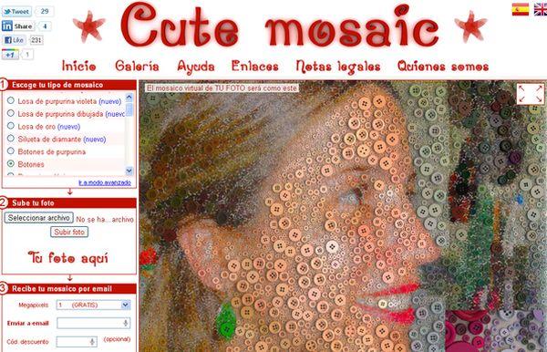 Cute Mosaic