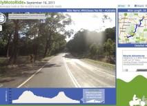 DailyMotoRide rutas moto