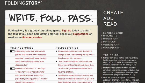 FoldingStory
