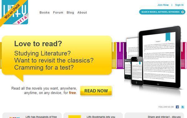 Litfy libros