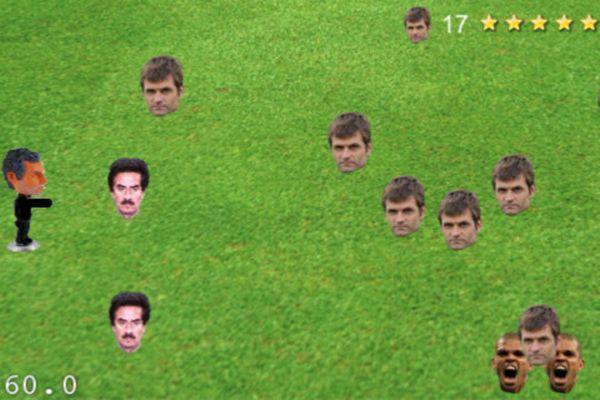 The Finger juego Mourinho