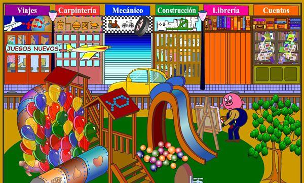 CincoPatas cuentos juegos niños