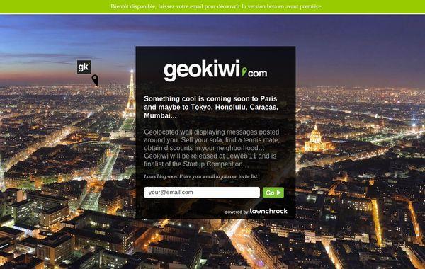 Geokiwi anuncios clasificados