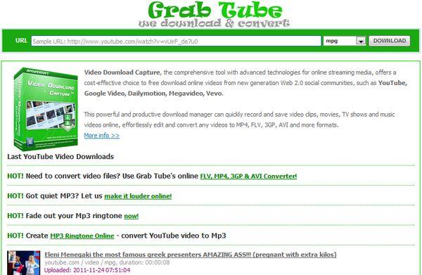 Grab Tube