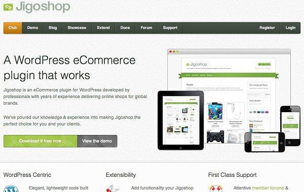 Jigoshop tienda wordpress