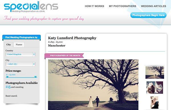 Specialens fotografos bodas