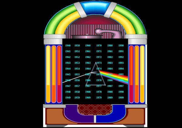 The Music Time Machine