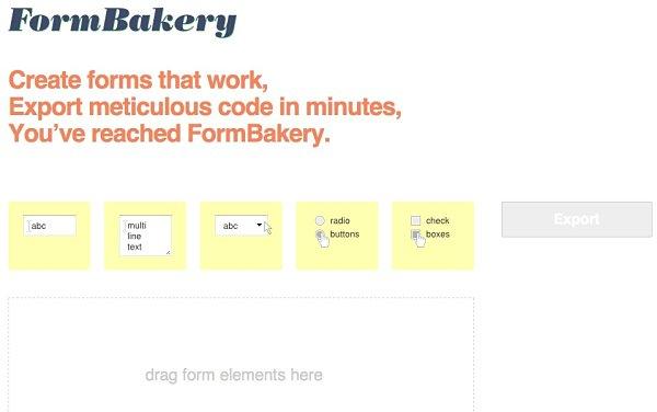 FormBakery encuestas