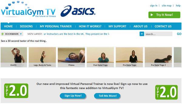 VirtualGym TV