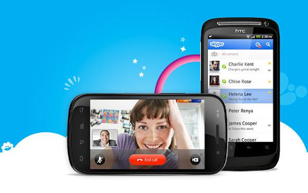 Actualización de Skype para Android: ya es posible compartir fotografías y vídeos