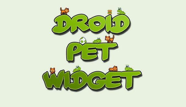 Droid Pet Widget