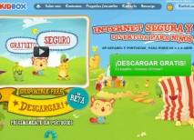 KidBox navegador niños