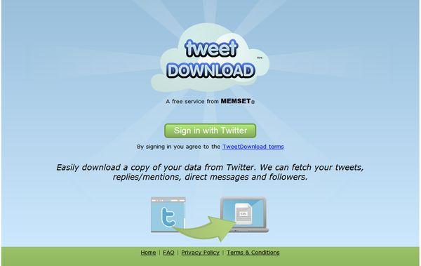 TweetDownload