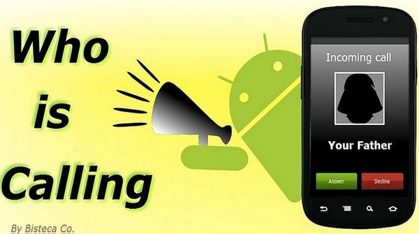 WhoIsCalling android
