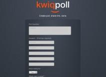 Kwiqpoll encuestas