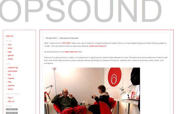 Opsound musica sin derechos autor