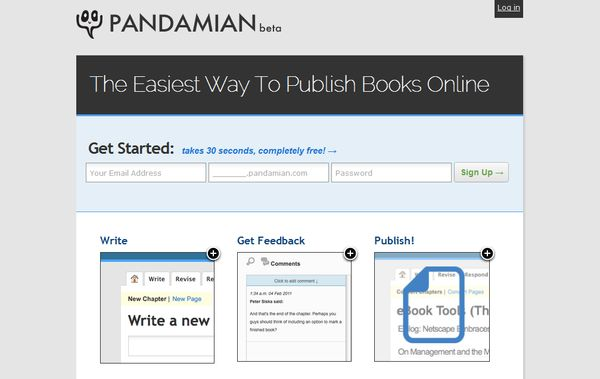 Pandamian libros