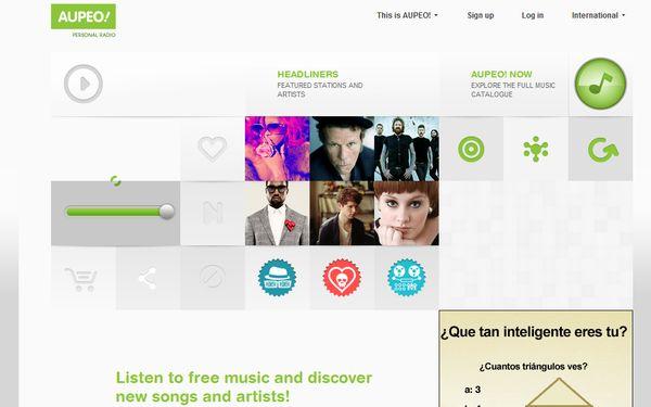 Aupeo radio online