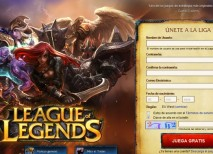 League of Legends juego