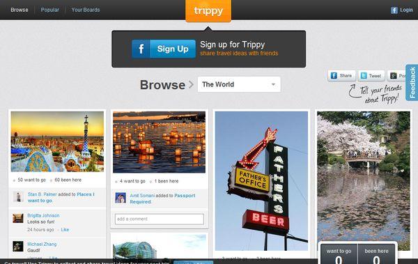 Trippy viajeros turismo