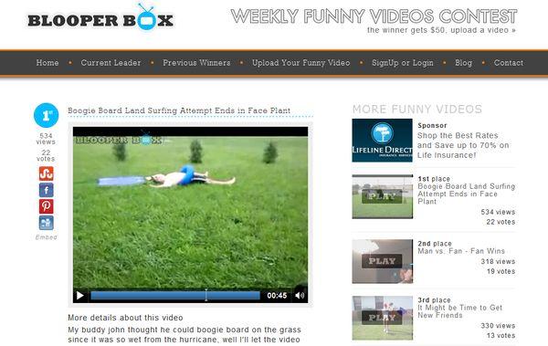BlooperBox videos